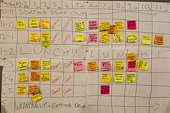govcamp agenda by @paul_clarke